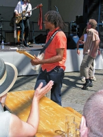Gransten Bluesband am 10.07.2005