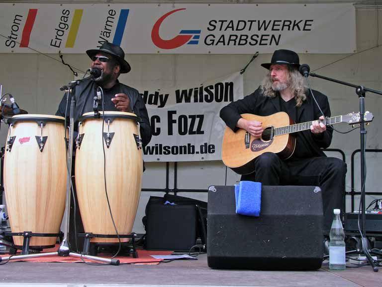 Big Daddy Wilson & Doc Fozz am 22.07.2007