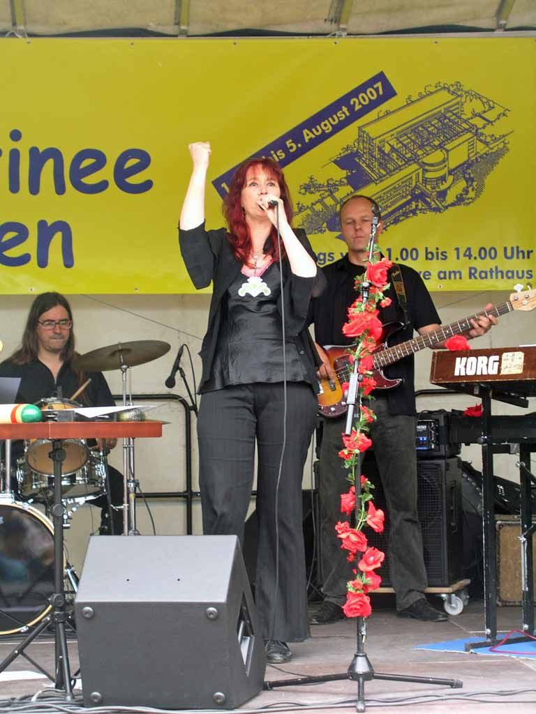 It's M.E. und Band am 01.07.2007