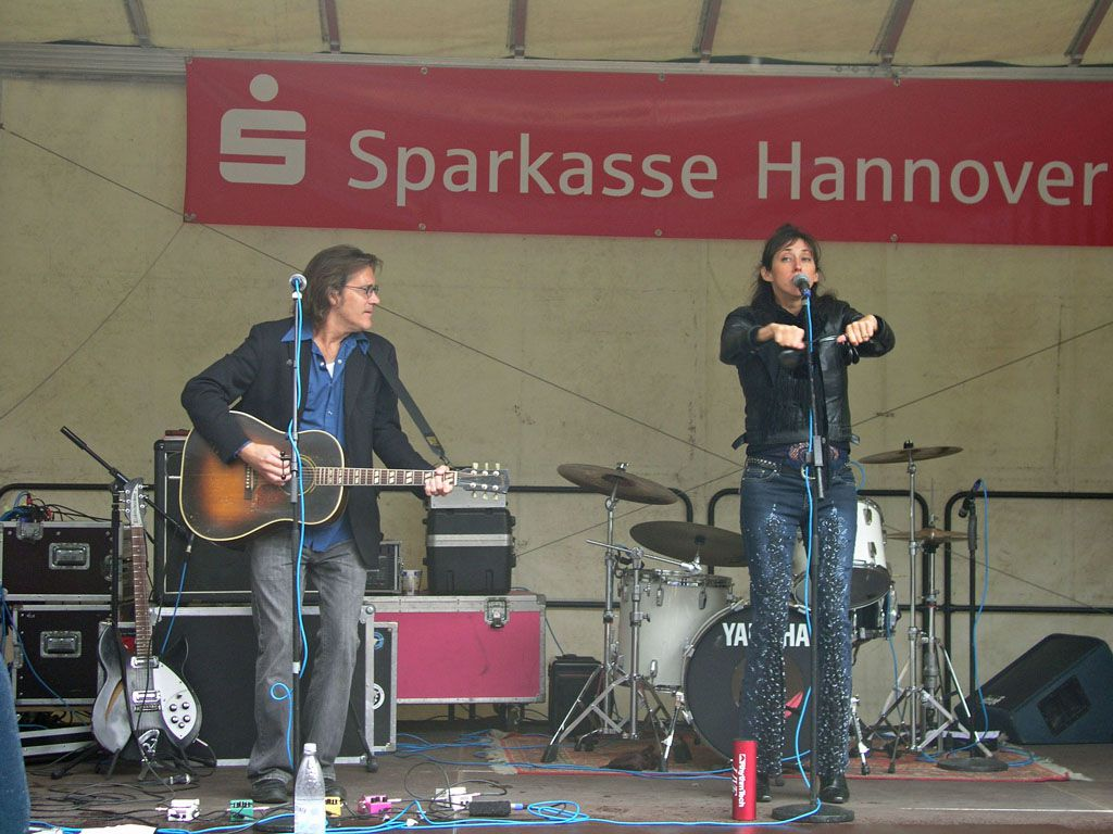 Patricia Vonne & Band am 21.06.2009