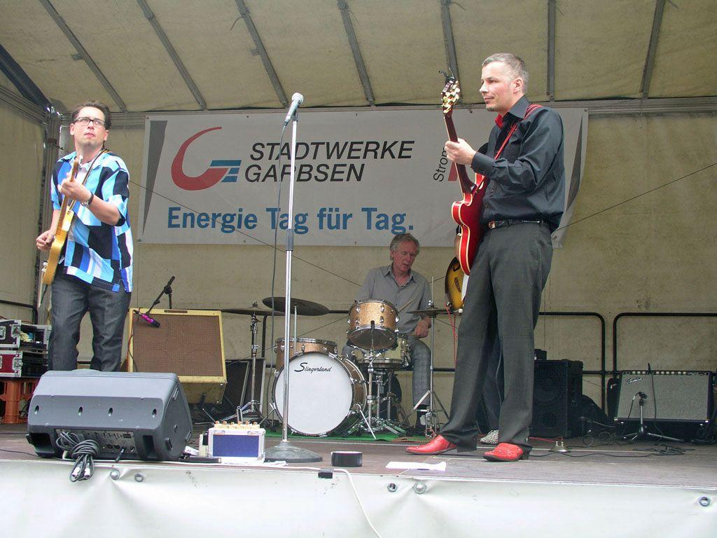 Silvertones am 28.06.2009