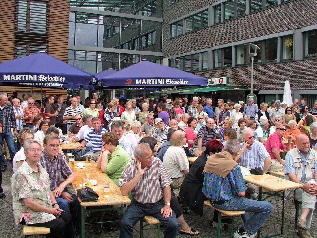Besucher der Silvertones am 28.06.2009