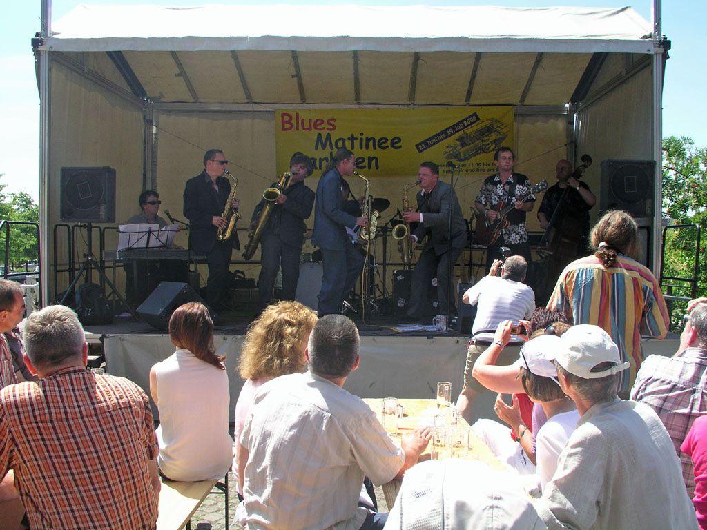 Boogie Radio Orchestra am 05.07.2009
