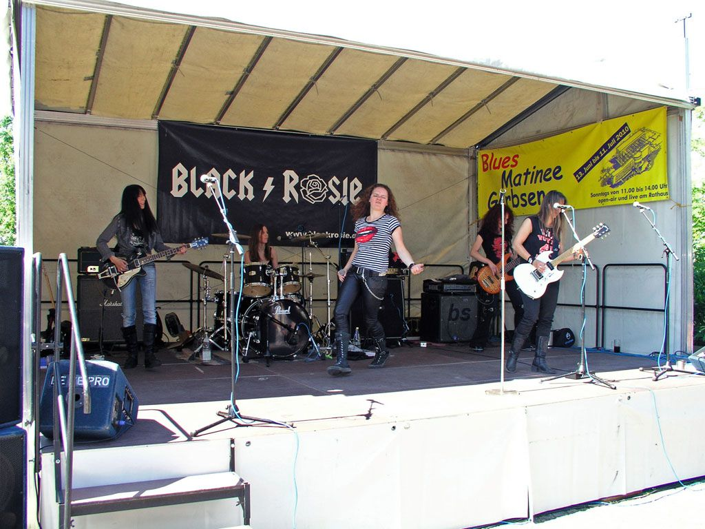 Black Rosie am 27.06.2010
