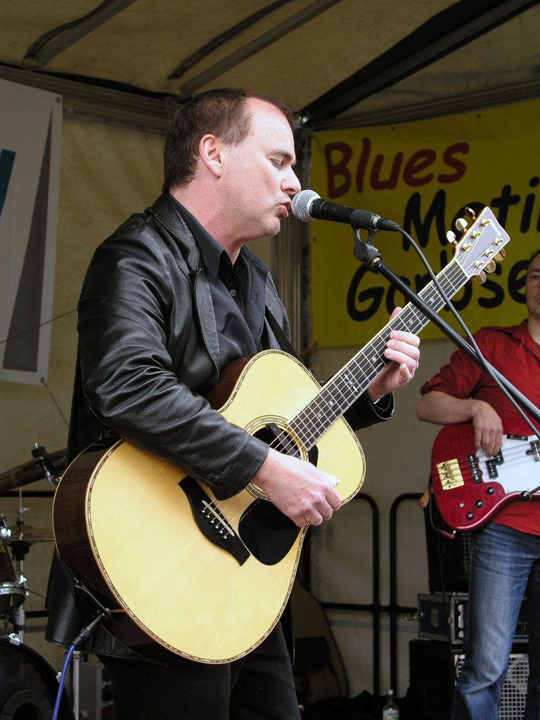 Dave Goodman am 20.06.2010