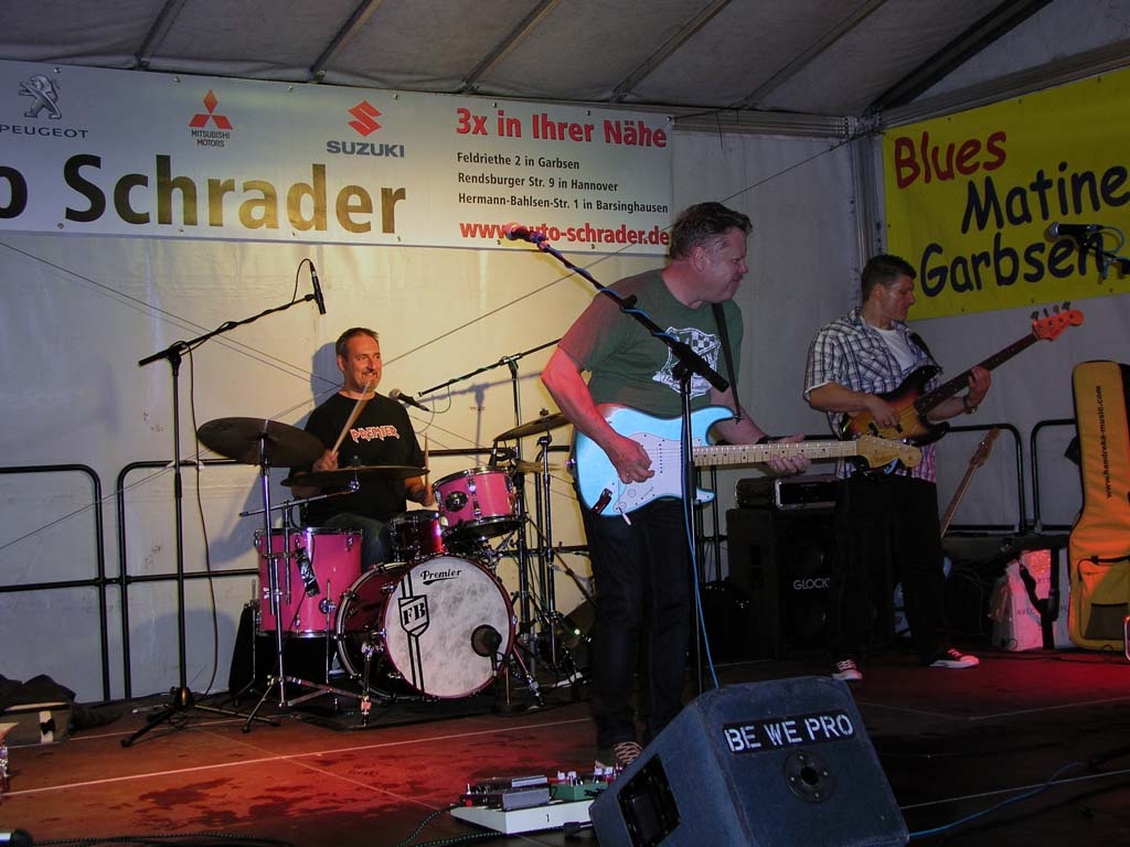Richie Arndt & The Bluenatics am 21.06.2013