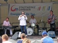 Mitch Kashmar Blues Band am 20.07.2014