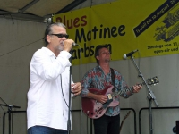 Mitch Kashmar Blues Band am 20.07.2014