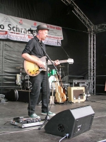 Michael van Merwyk & Bluessoul am 27.07.2014