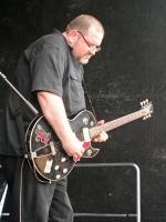 Michael van Merwyk & Bluessoul am 27.07.2014