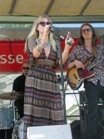 Lisa Lystam Family Band am 21.05.2017