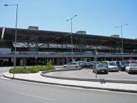 Thessaloniki, Flughafengebäude