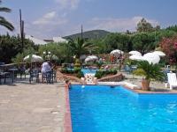 Gerakini, Hotel Glavas Inn, Pool