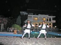 Gerakini, Hotel Glavas Inn, Abendunterhaltung