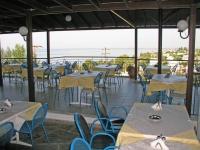 Gerakini, Hotel Glavas Inn, Restaurant