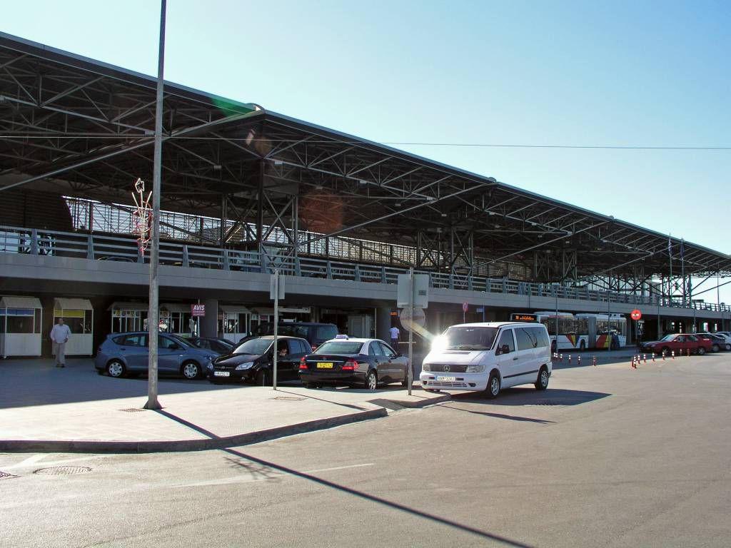 Thessaloniki, Flughafen