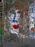 In der Nikki de Saint Phalle Grotte