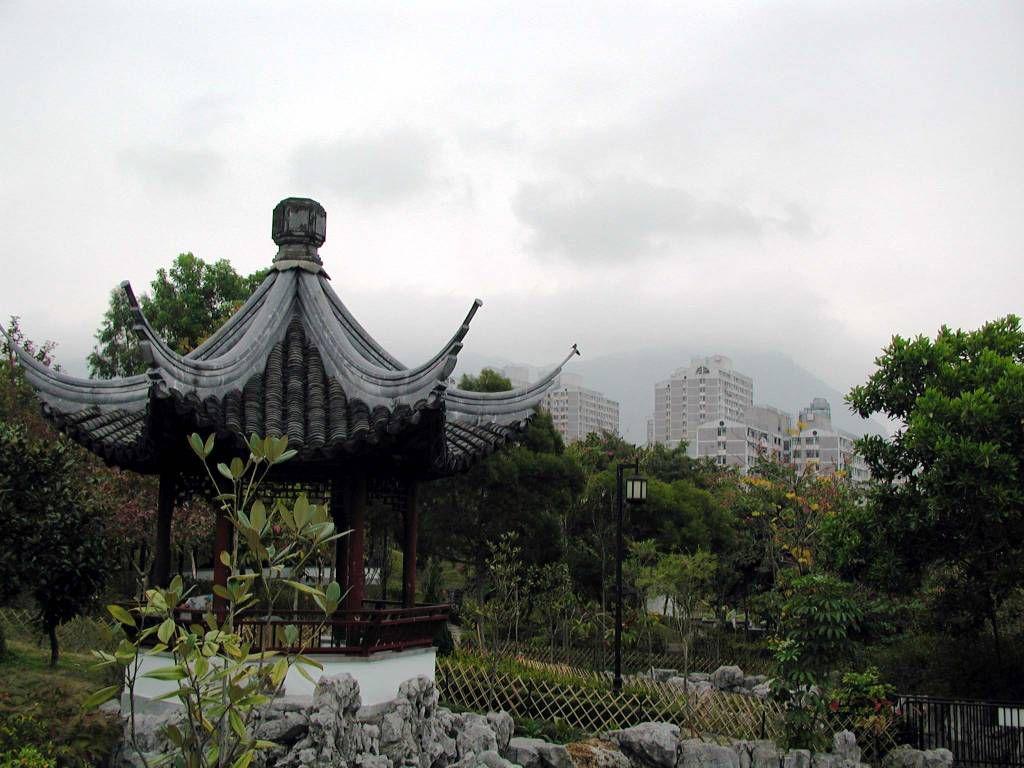 Hongkong, Kowloon Walled City Park