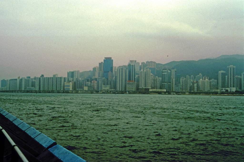 Hongkong, Tsim Sha Tsui Promenade