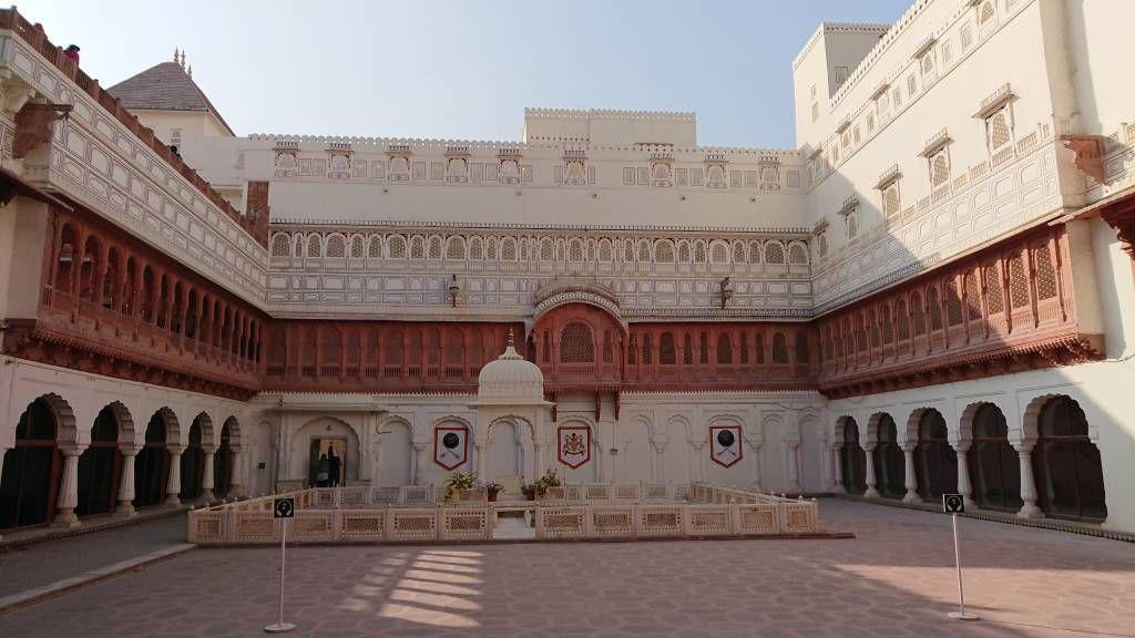 Bikaner, Junagarh Fort