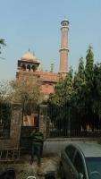 Delhi, Jama Masjid Moschee