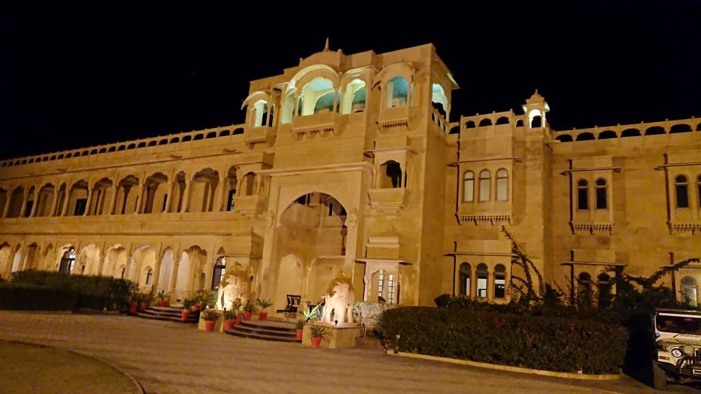 Jaisalmer, Desert Tulip Hotel