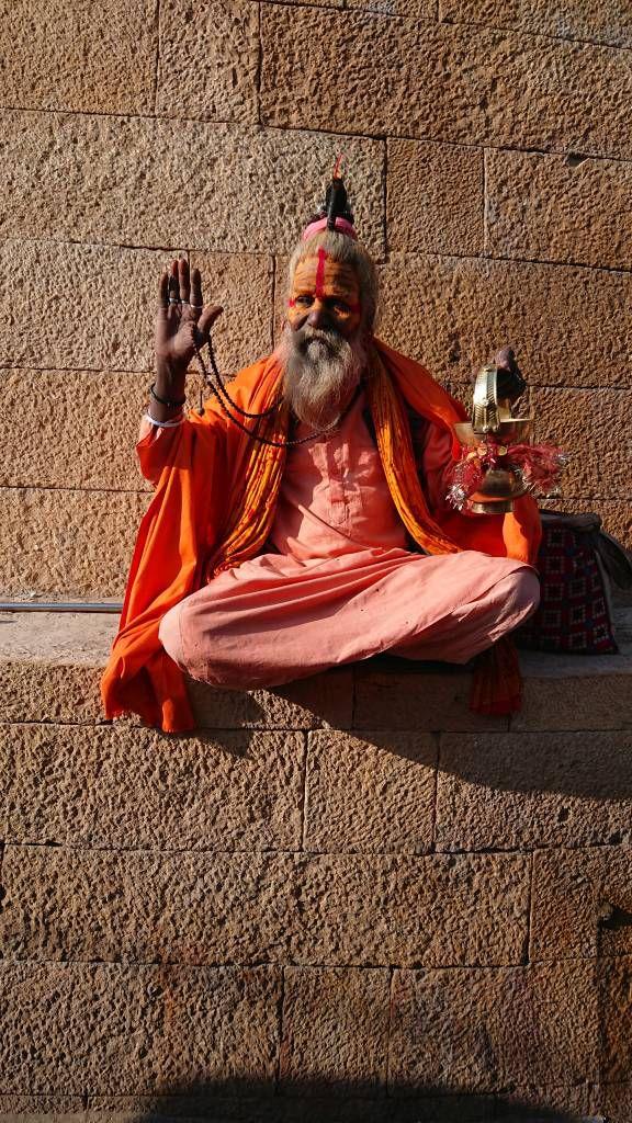 Jaisalmer, Heiliger Mann