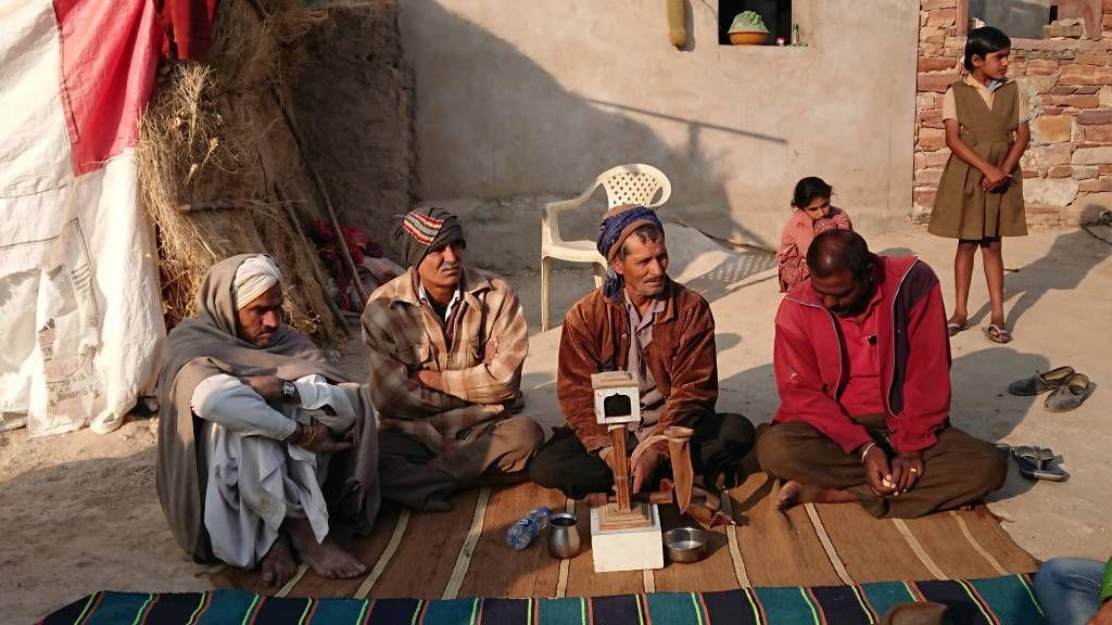 Khejarla, Opium Zeremonie
