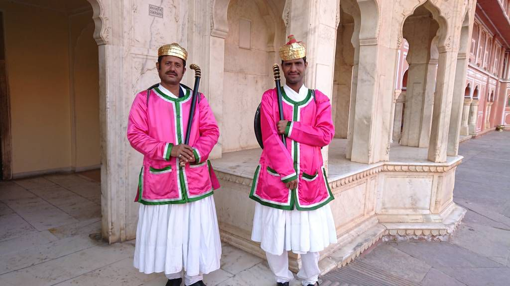 Jaipur, Stadtpalast
