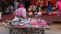 Pushkar, Marktstände