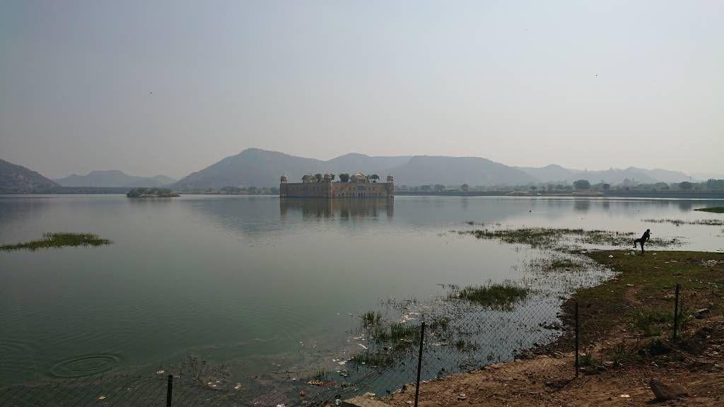 Jaipur, Jal Mahal