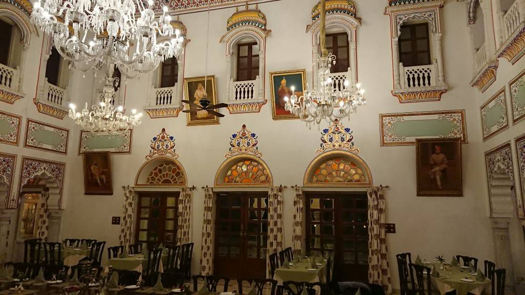 Bharatpur, Heritage Hotel Laxmi Vilas Palace