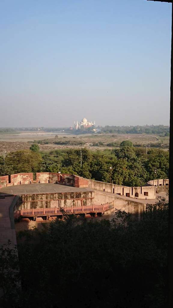 Agra, Agra oder Rotes Fort
