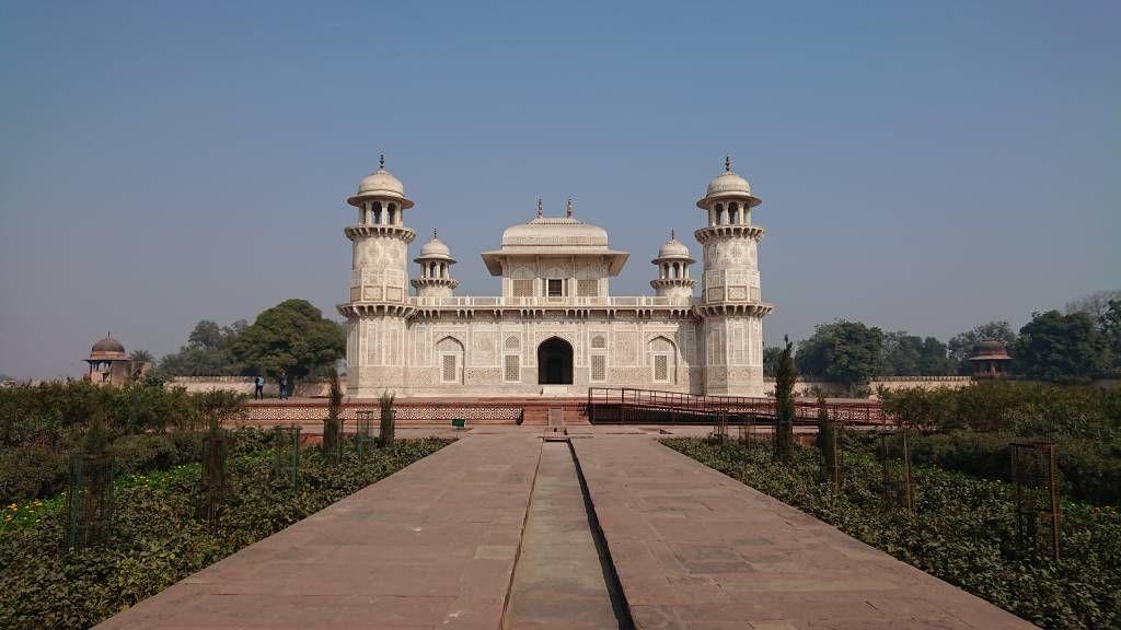 """Agral, Mogul Mausoleum, """"mini Taj Mahal"""""""