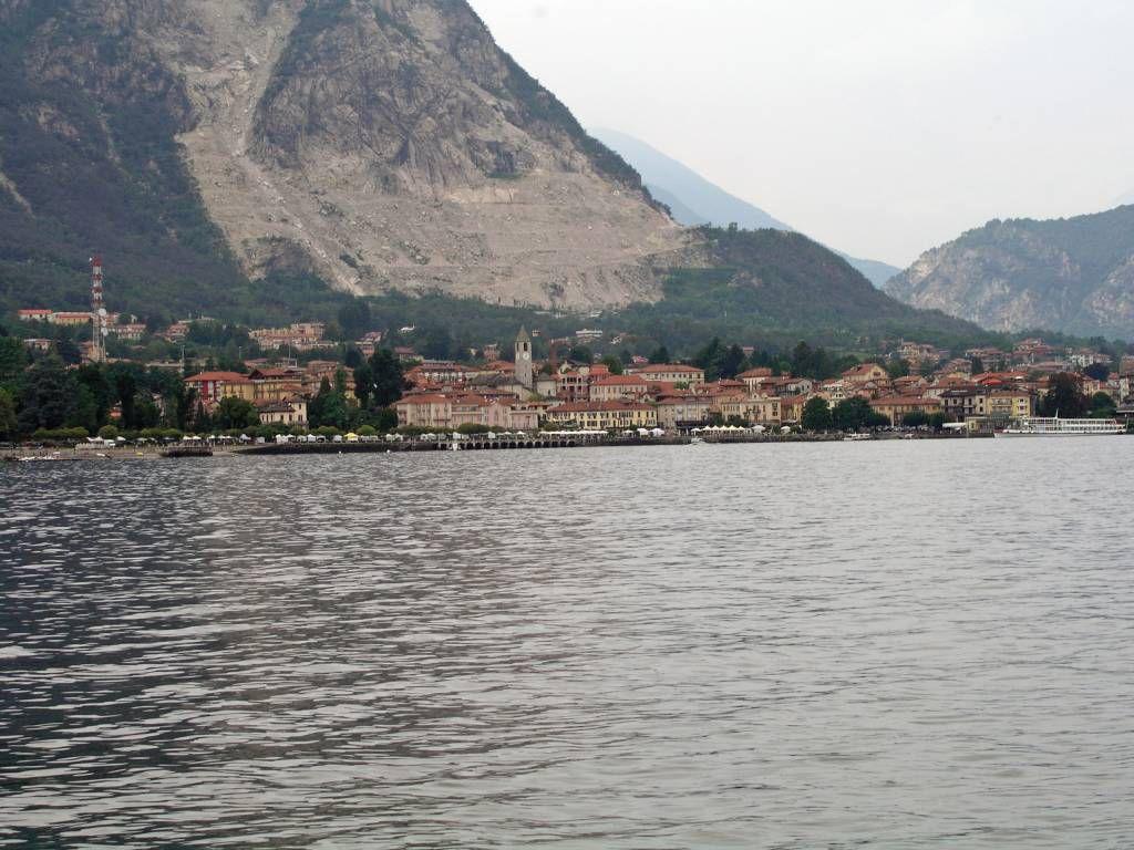 Isola dei Pescatori (Isola Superiore), Blick auf Stresa