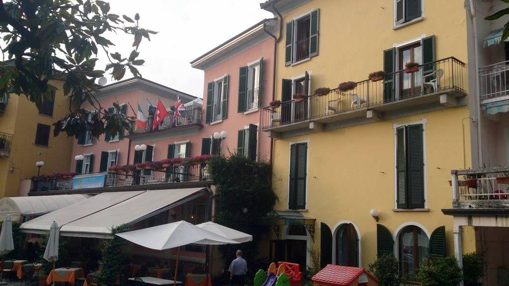 Lago Maggiore, Suna, Hotel Pesce D'Oro