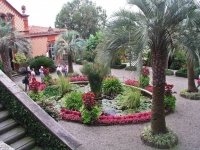 Stresa, Isola Madre, Garten im Palazzo Madre