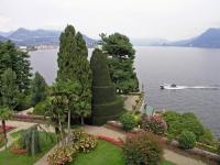 Isola Bella, Palazzo Borromeo, Gartenanlage