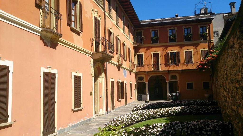 Orta San Giulio, Gebäude der  Stadtverwaltung