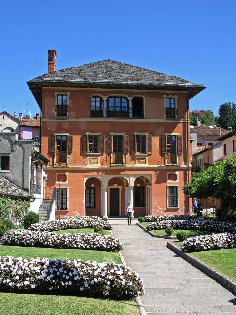 Orta San Giulio, Stadtverwaltung