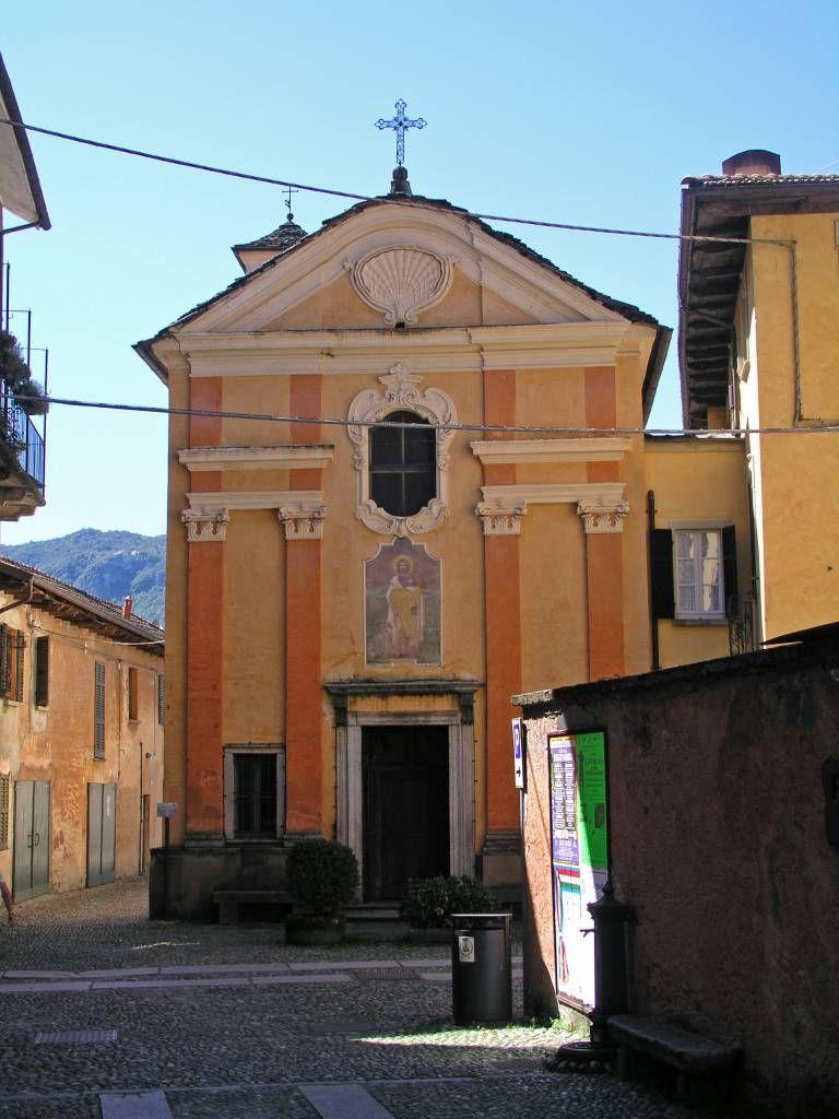 Orta San Giulio, Kirche St. Rocco