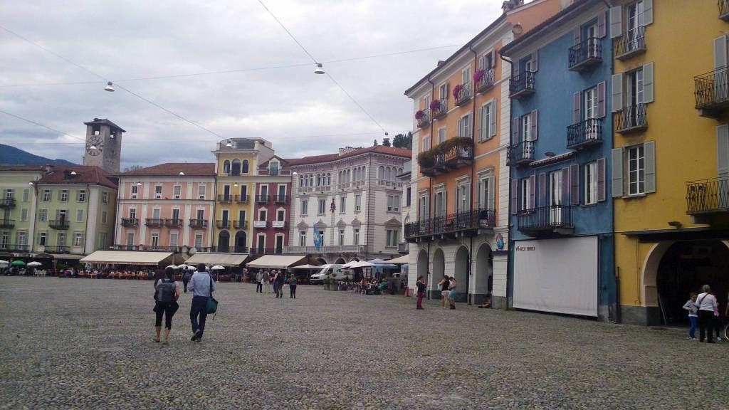 Locarno, Piazza Grande