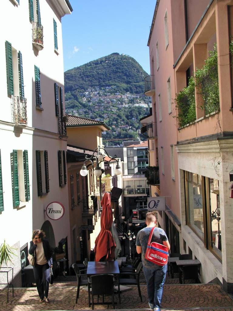 Lugano, Via Cattedrale