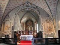 Lugano, Kirche Santa Maria degli Angioli