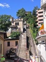 Lugano, Salita Degli Angioli