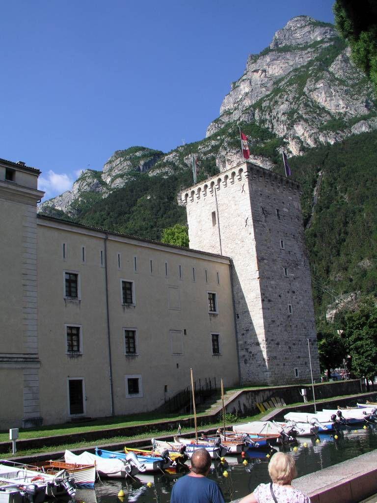 Riva del Garda, das Museum Alto Garda