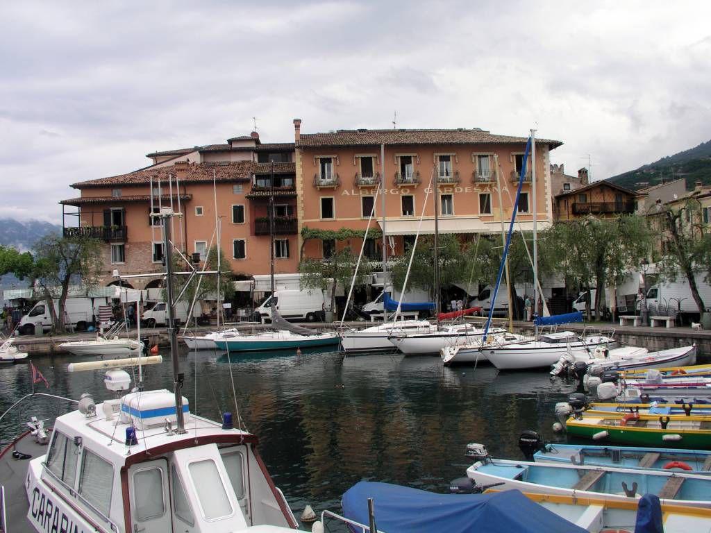 Torri del Benaco, Hafen