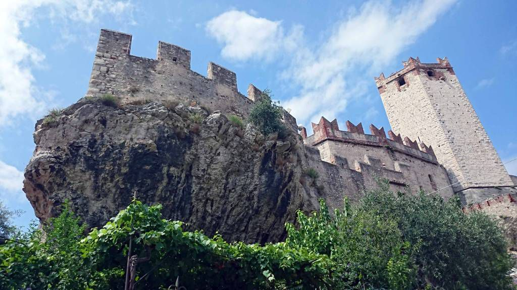 Malcesine, Castello Scaligero