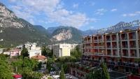Riva del Garda, Aussicht vom Hotel Royal