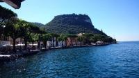 Garda, Uferpromenade